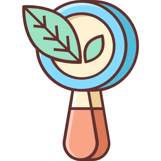 Icon for organic search engine optimization