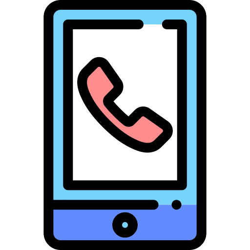 Icon to phone Equation Web Design to discuss your website needs for your business