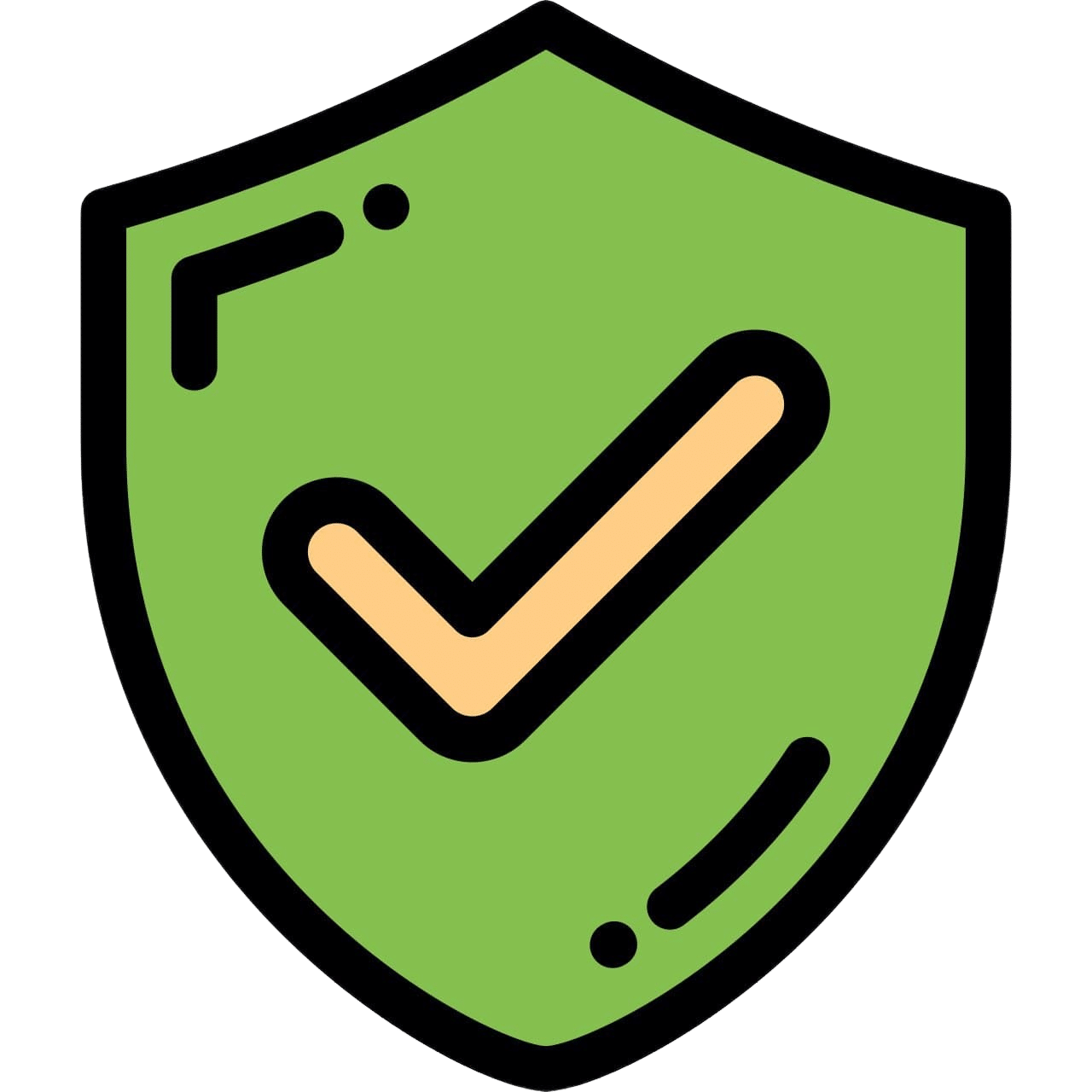 Secure sites with SSL are essential, especially if you are handling client data and personal information